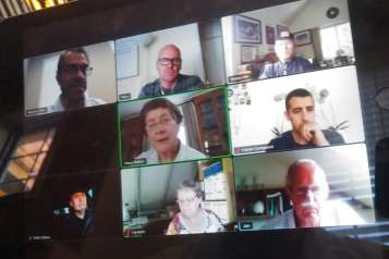 On June 20th our first Virtual IAU Executive Council Meeting took place.