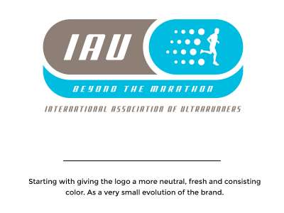 Starting with giving the logo a more neutral, fresh and consisting color. As a very small evolution of the brand.