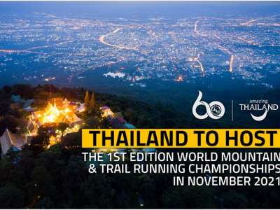 THAILAND TO HOST FIRST-EVER JOINT WORLD MOUNTAIN & TRAIL RUNNING CHAMPIONSHIPS IN 2021